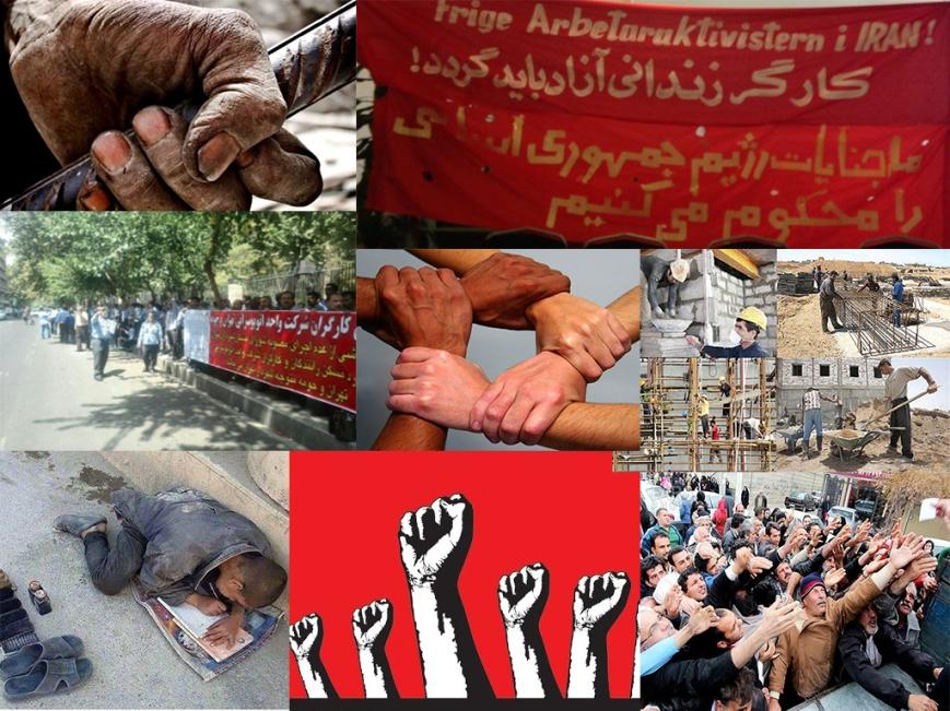 رئیس مجمع صنفی نمایندگان کارگری استان خوزستان میگوید گوش کارگران از شعارهایی با مضمون محرومیتزادیی پر است و کارگران به خوبی میدانند که با شعار نمیتوانند سفرههای خالی خود را پرکنند.