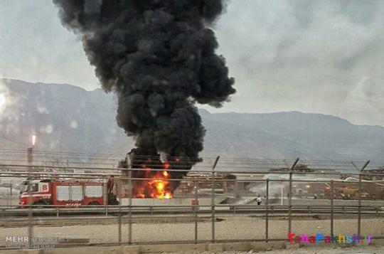 به گزارش صداوسيمای مرکز بوشهر، اين حادثه ساعت ١١ و ٢٠ دقيقه دیروز در دستگاه خشککننده گاز اين مجتمع پتروشيمي رخ داد. مدير ايمني، بهداشت، محيط زيست و پدافند غيرعامل سازمان منطقه ويژه اقتصادي انرژي پارس در همين زمينه به خبرگزاري صداوسيما گفت