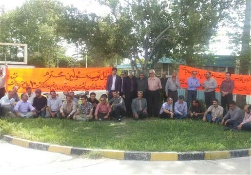 به گزارش ایران کارگر درتاریخ روز دوشنبه۲۱ فروردین ۱۳۹۶آمده است: کارگران کارخانه آی.تی.آی شیراز صبح روز دوشنبه 21 فروردین در اعتراض به پرداخت نشدن مطالبات 10ساله خود مقابل این کارخانه تجمع اعتراضی برگزار کردند